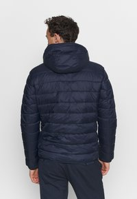camel active - WITH HOODY - Lehká bunda - navy - 2