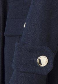 Morgan - Zimní kabát - marine - 3