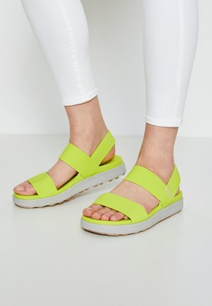 ELLE BACKSTRAP - Walking sandals - evening primrose/birch