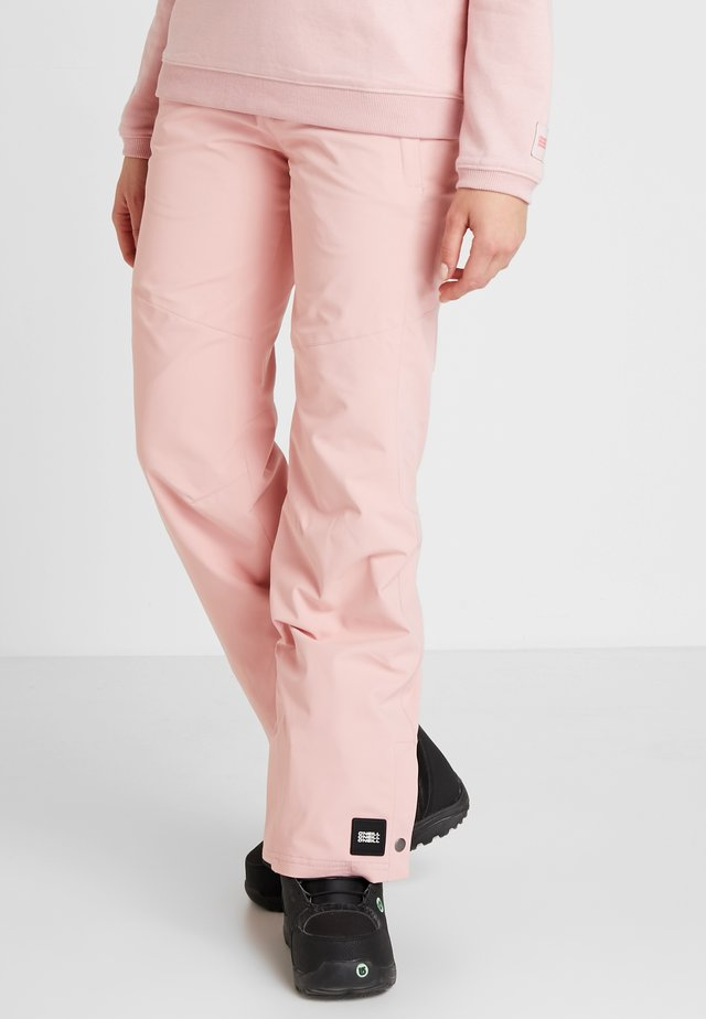 STAR - Zimní kalhoty - bridal rose