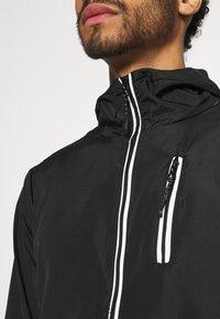 Brave Soul - NASH - Summer jacket - black - 4