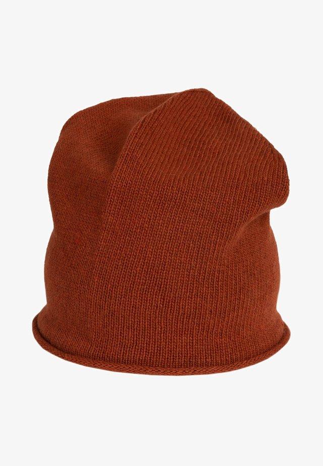 Bonnet - rostrot