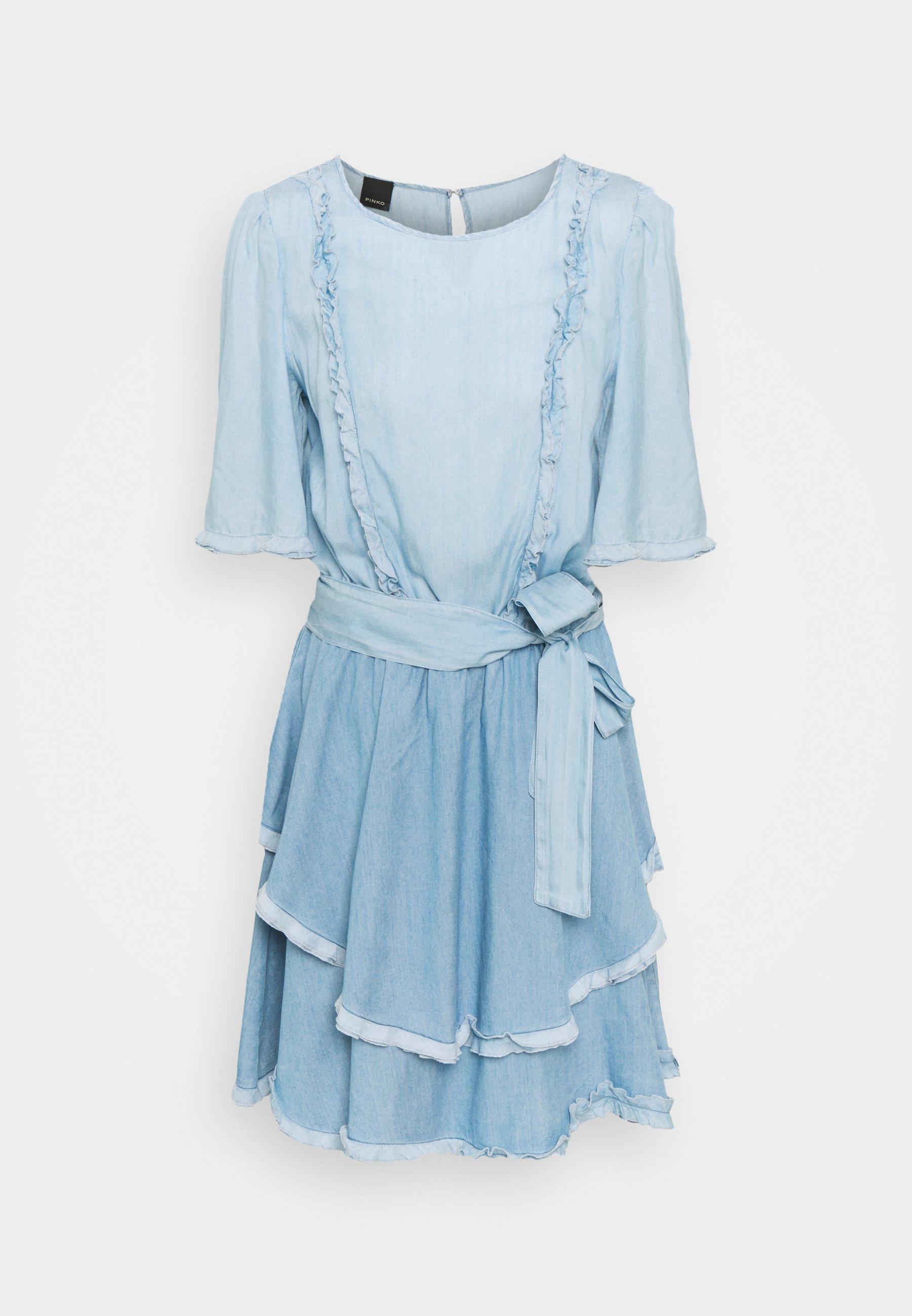Women ANNABEL ABITO - Denim dress