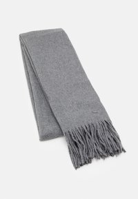 Opus - ANELL SCARF - Scarf - easy grey - 0