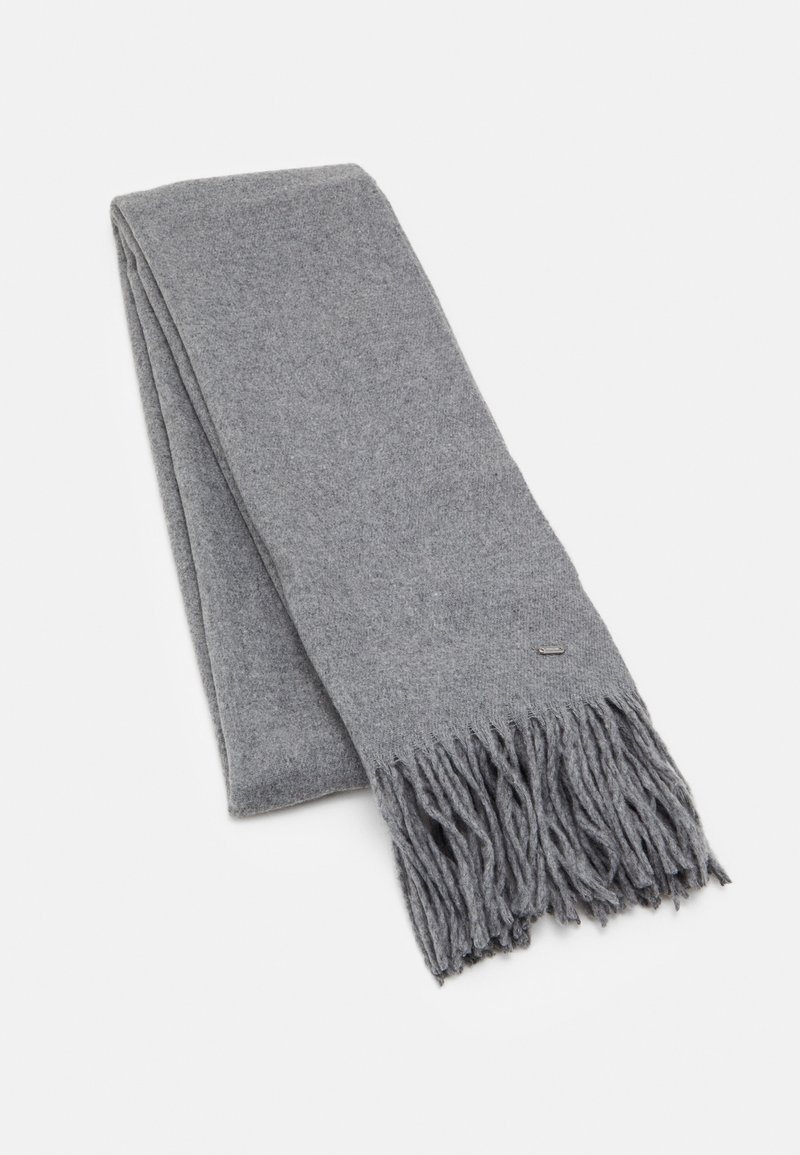 Opus - ANELL SCARF - Scarf - easy grey