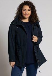 Ulla Popken - Light jacket - marine - 1