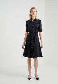 Lauren Ralph Lauren - Shirt dress - polo black - 1