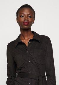 ONLY Tall - ONLBERRY DRESS - Shirt dress - black - 3