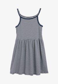 Next - ANIMAL - Korte jurk - blue - 0