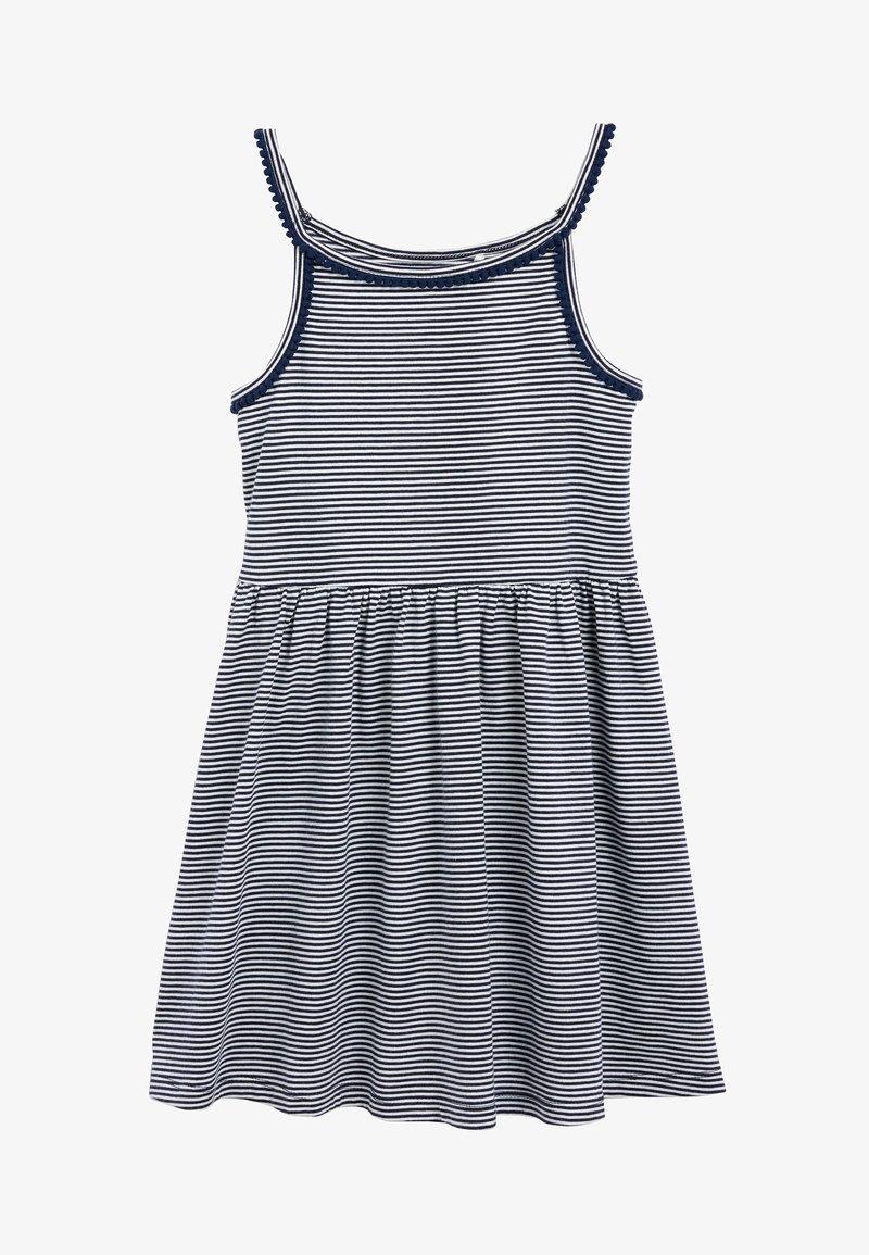 Next - ANIMAL - Korte jurk - blue