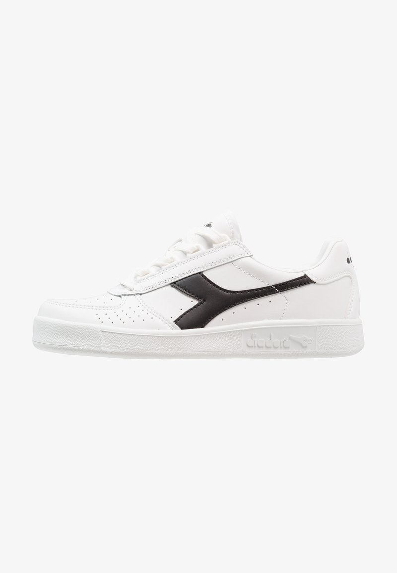 Diadora - B.ELITE - Trainers - white/black
