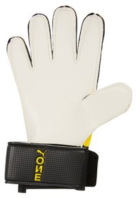 Puma - ONE GRIP - Goalkeeping gloves - ultra yellow/black/white - 2