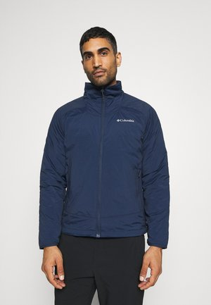 TANDEM TRAIL JACKET - Giacca outdoor - collegiate navy