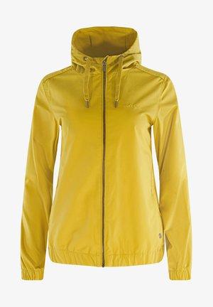 LIBRARY - Light jacket - yellow