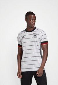 adidas Performance - DEUTSCHLAND DFB HEIMTRIKOT JERSEY SHIRT - Club wear - white/black - 0