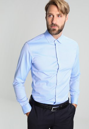 SLHSLIMNEW MARK - Camicia elegante - light blue