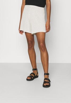 HONEYCOMB - Shorts - off-white