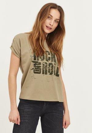 PZJANICA - T-shirt con stampa - mermaid