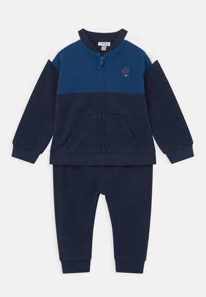 FULL ZIP SET - Survêtement - crown blue