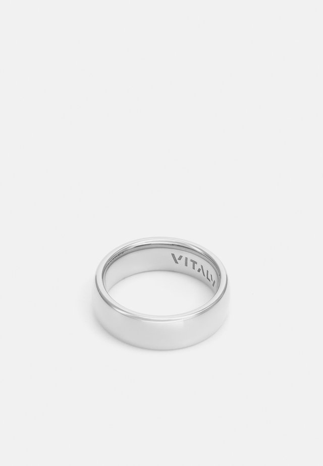 GRAVITY UNISEX - Bague - silver-coloured