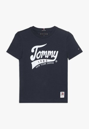 1985 TEE - Camiseta estampada - blue