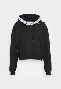 Calvin Klein Jeans - TAPING HOODIE - Hoodie - black - 3
