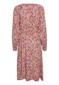 Part Two - HILAL - Day dress - flower print, sea pink - 5