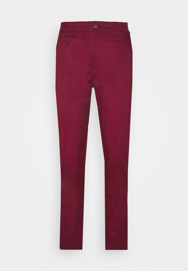 GAP - GIRLFRIEND - Chino - burgundy