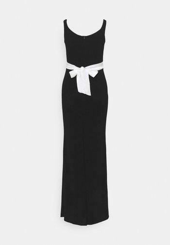 BARDOT BAND DRESS - Vestido de fiesta - black