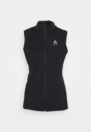 VEST ZEROWEIGHT WARM - Waistcoat - black