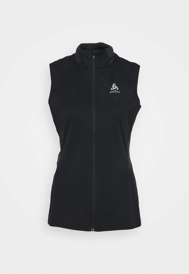 VEST ZEROWEIGHT WARM - Smanicato - black
