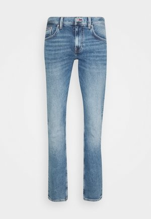 SLIM BLEECKER ATOKA - Jeansy Slim Fit - denim