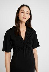 Boob - LA LA DRESS - Jerseykjole - black - 3
