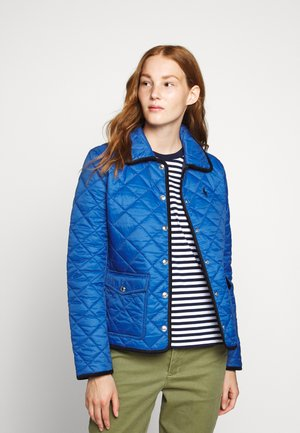 BARN JACKET - Light jacket - aged royal