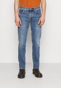 Nudie Jeans - GRITTY JACKSON - Straight leg -farkut - pure spring - 0