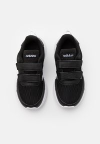 adidas Performance - TENSAUR RUN UNISEX - Hardloopschoenen neutraal - core black/footwear white - 3