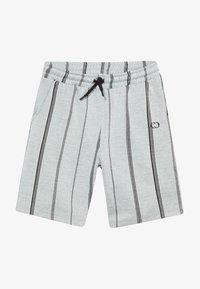 Criminal Damage - STITCH  - Teplákové kalhoty - grey/black - 2