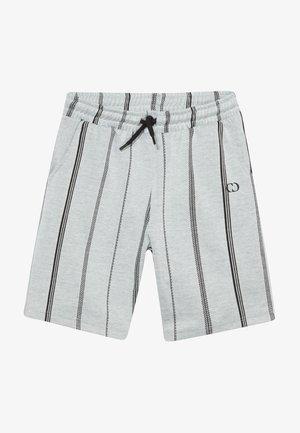 STITCH  - Tracksuit bottoms - grey/black