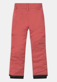 Rip Curl - OLLY UNISEX - Snow pants - dusty cedar - 1