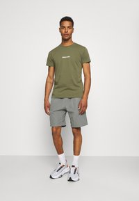 Carhartt WIP - CLOVER LANE - Shorts - shiver stone washed - 1