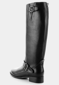 PRIMA MODA - PIANZO  - Over-the-knee boots - black - 2