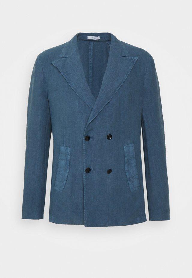 Dressjakke - blue denim