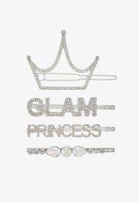 ALDO - ALDO x DISNEY PRINCESS - Příslušenství kvlasovému stylingu - silver-coloured - 1
