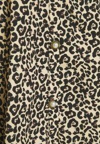Sister Jane - QUICKSTEP MIDI SKIRT - A-line skirt - brown - 2