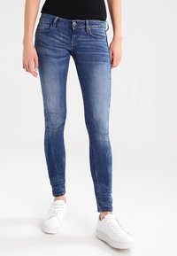 G-Star - 3301 LOW SKINNY  - Jeans Skinny Fit - elto superstretch - 0