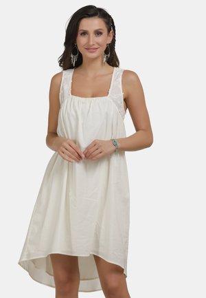 Denní šaty - wollweiss