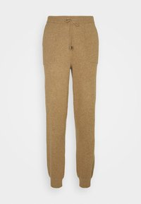 Lounge Nine - CADENCELN PANTS CASUAL - Trousers - incense melange - 5