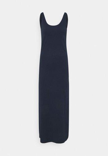 VMNANNA ANCLE DRESS - Vestito lungo - navy blazer