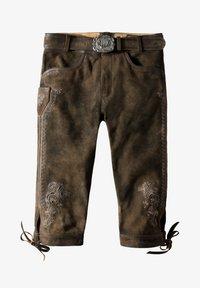 Stockerpoint - Shorts - graphit gespeckt - 1