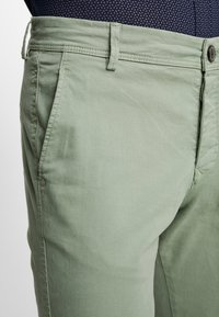Selected Homme - LUCA - Chinos - sea spray - 5